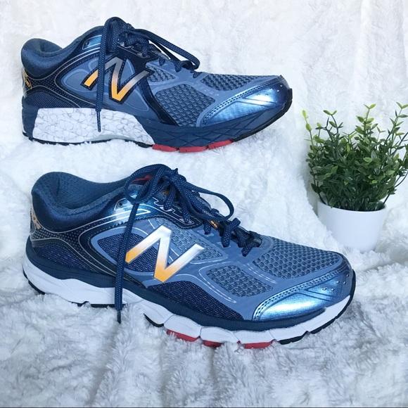 02537c1eb6da9 New Balance 860v6 Men's Running Shoe